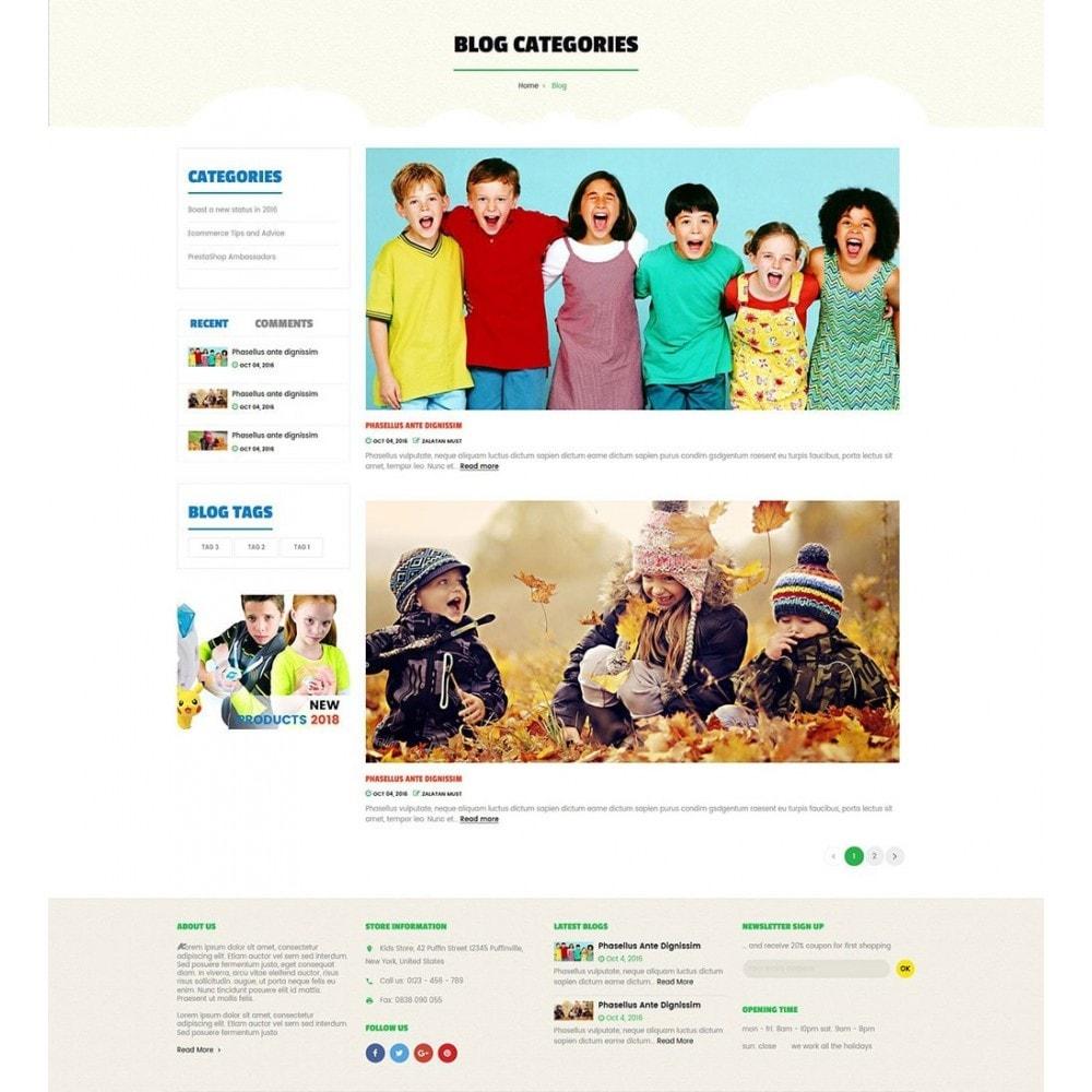 theme - Crianças & Brinquedos - Kids Store - 7