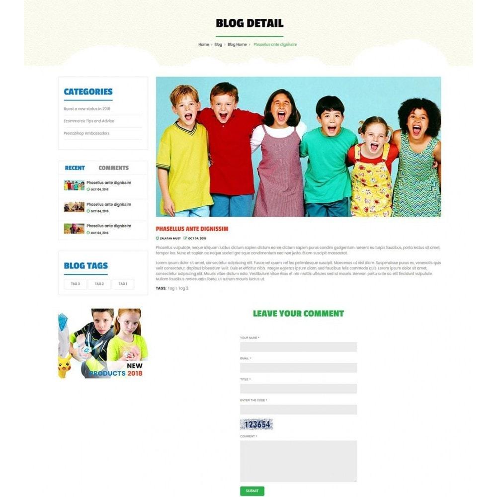theme - Crianças & Brinquedos - Kids Store - 8