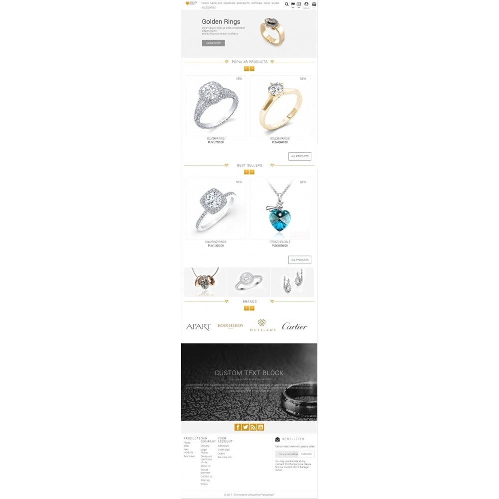 theme - Joyas y Accesorios - Jewellery Store - 5