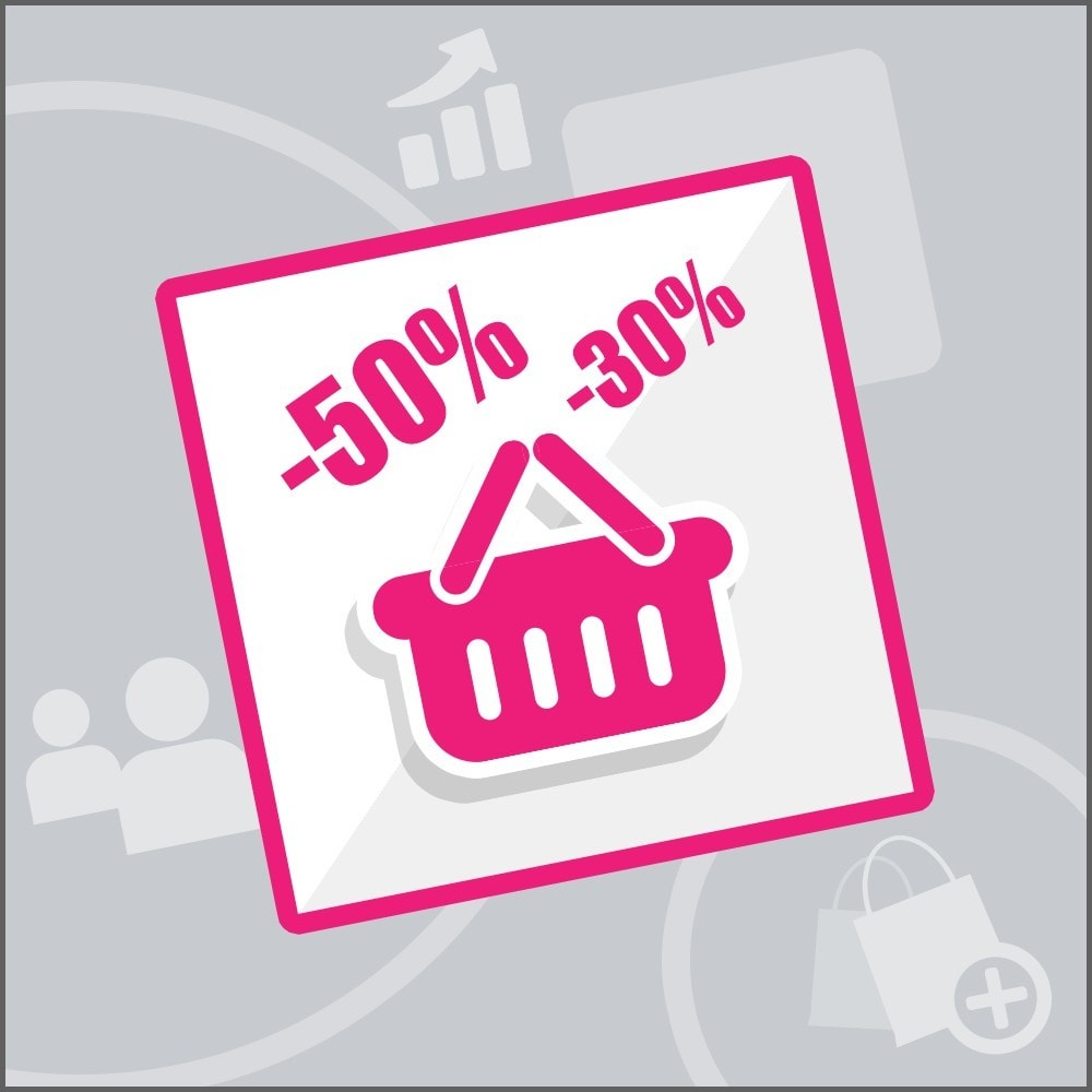 bundle - De aanbiedingen van dit moment: bespaar geld! - Conversie (Pack) : Abandoned cart reminder + Push On Cart - 2