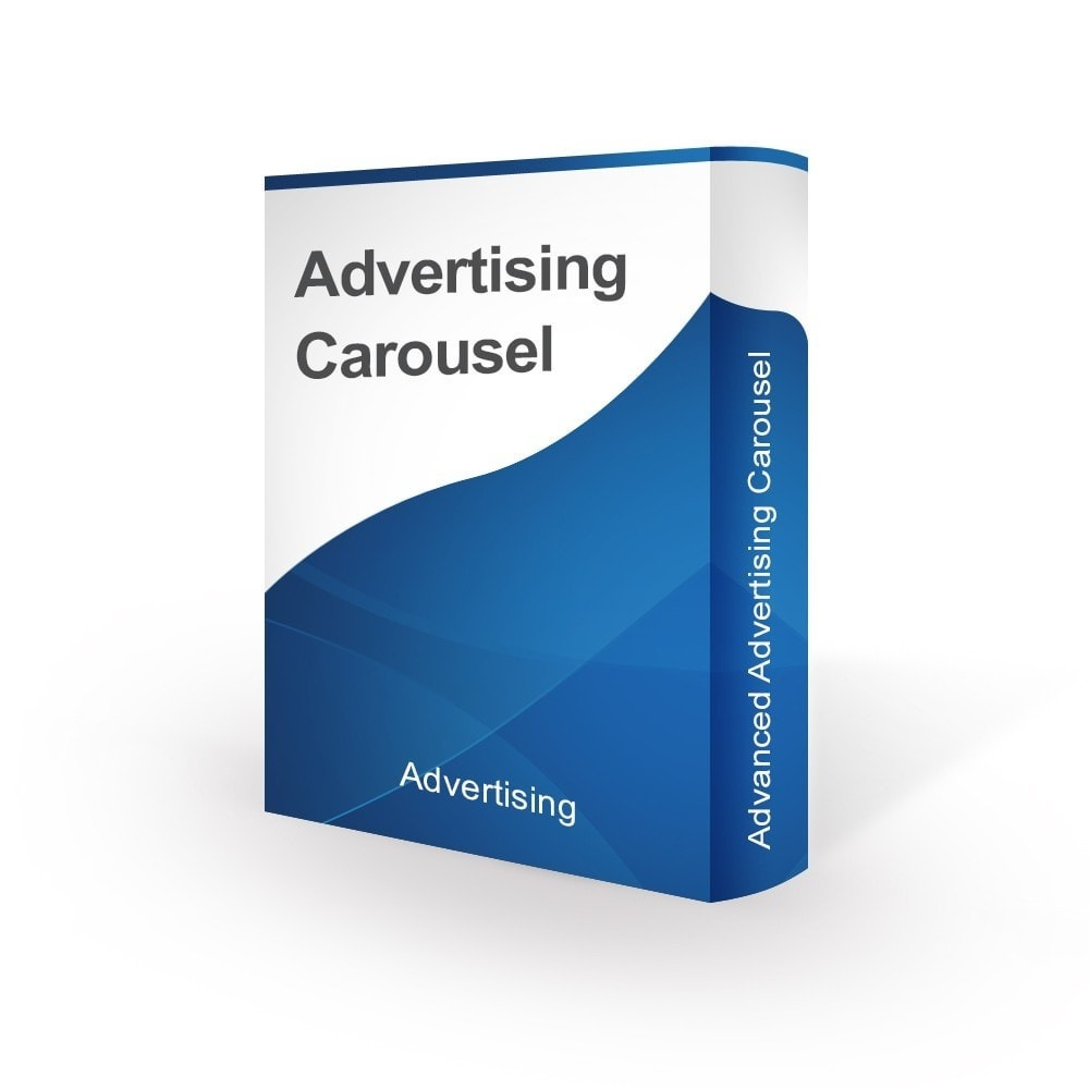 module - Sliders & Galeries - Advanced Advertising Carousel - 1