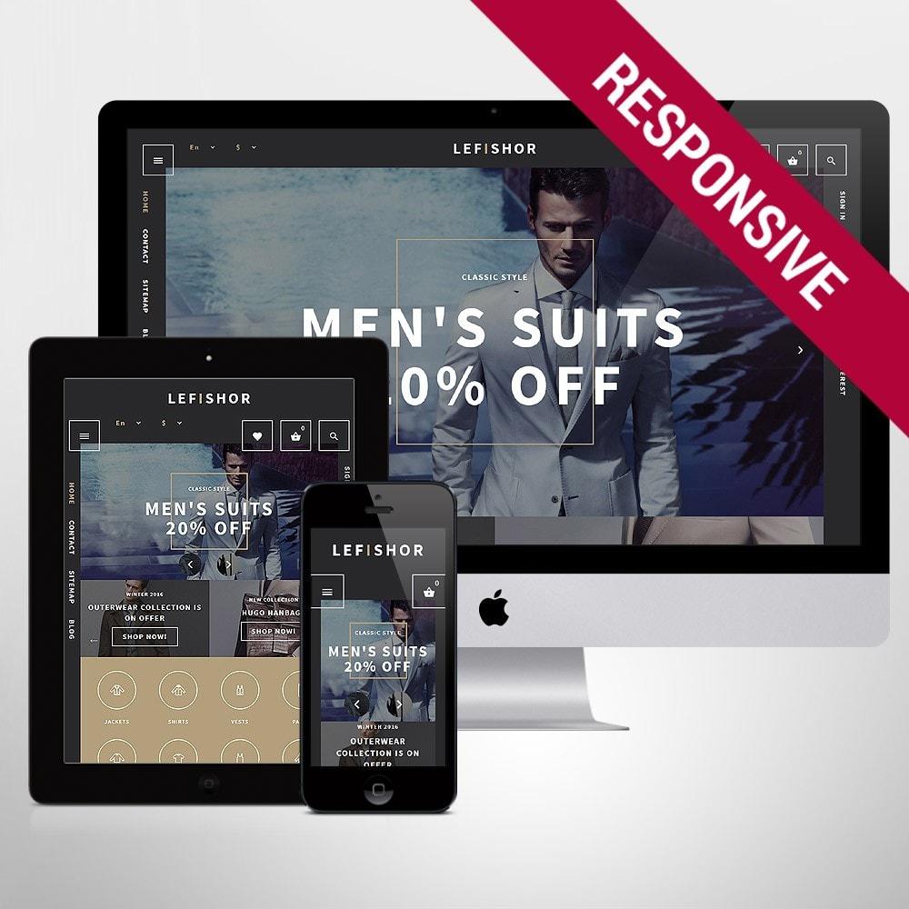 Lefishor - Men's Clothes  Accessories