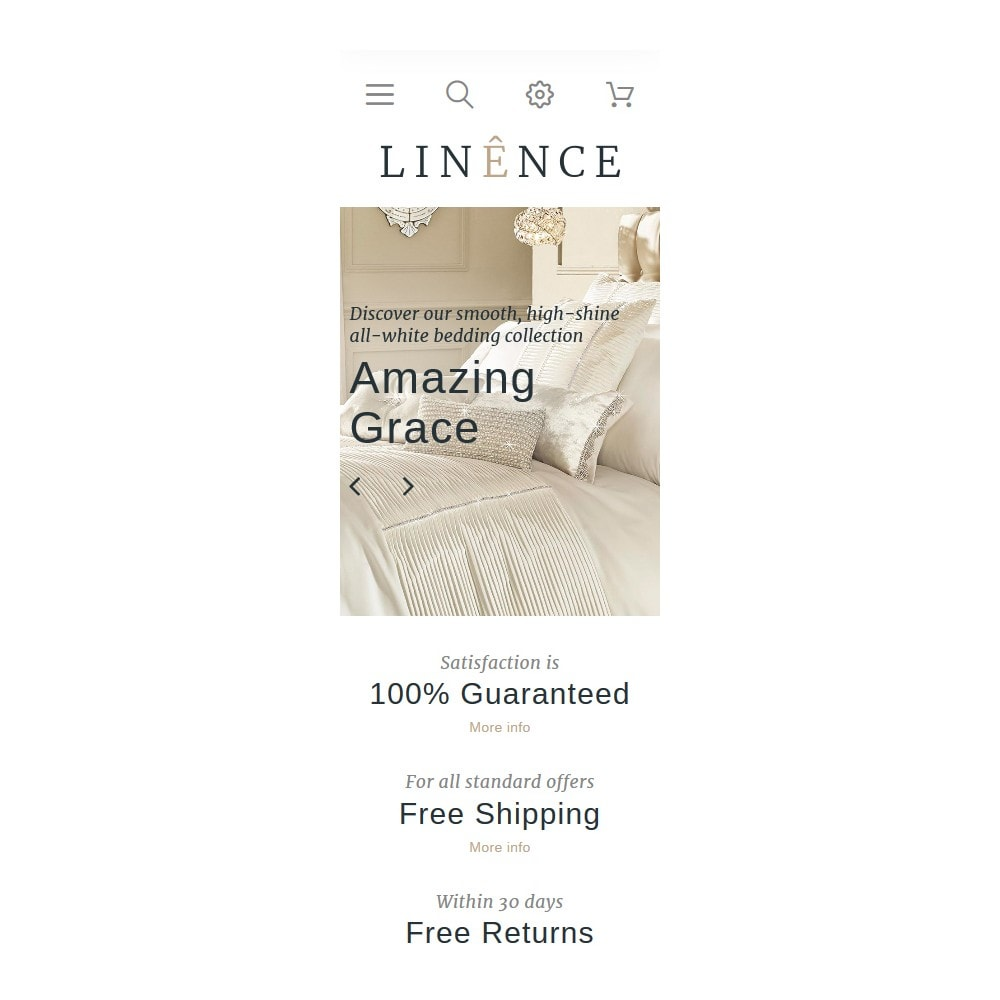 theme - Мода и обувь - Linence - Bed Linen - 9