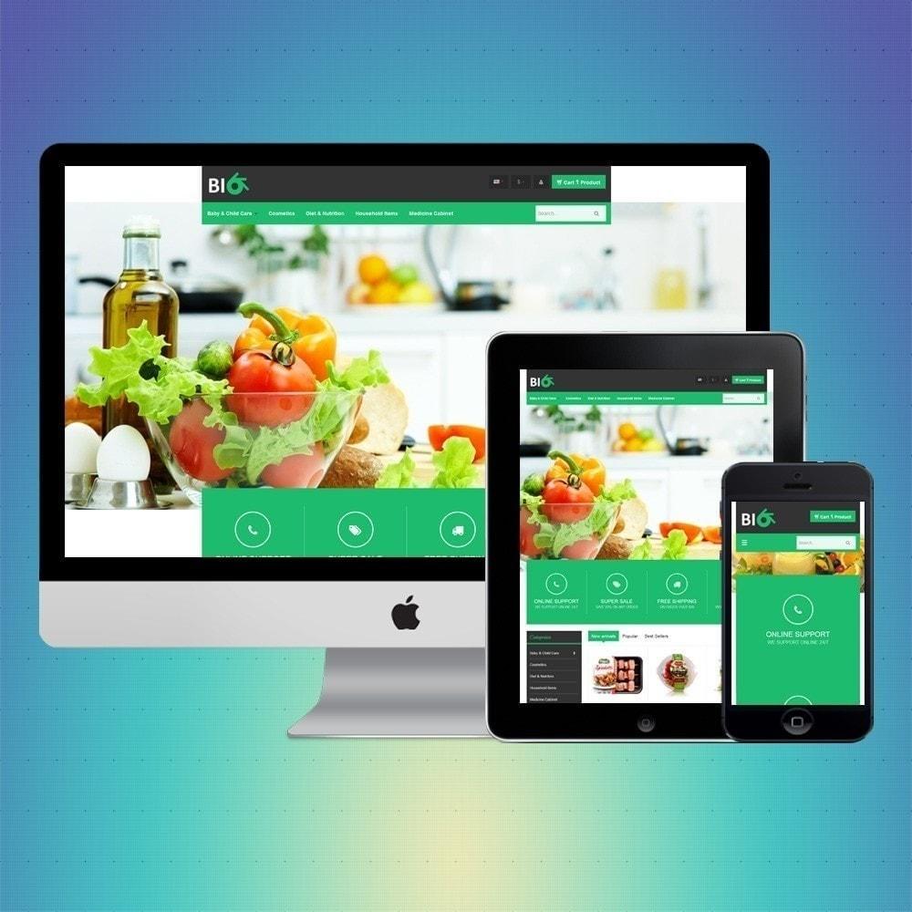 theme - Gezondheid & Schoonheid - VP_Bio Store - 1