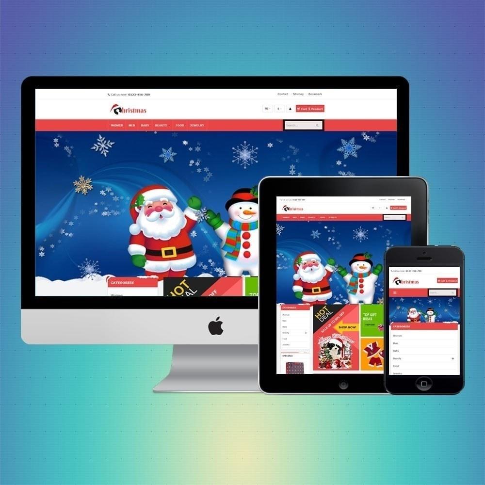 theme - Подарки, Цветы и праздничные товары - VP_Christmas Store - 1
