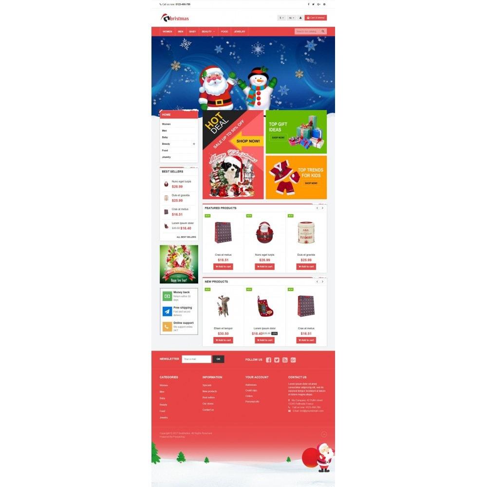 theme - Подарки, Цветы и праздничные товары - VP_Christmas Store - 2