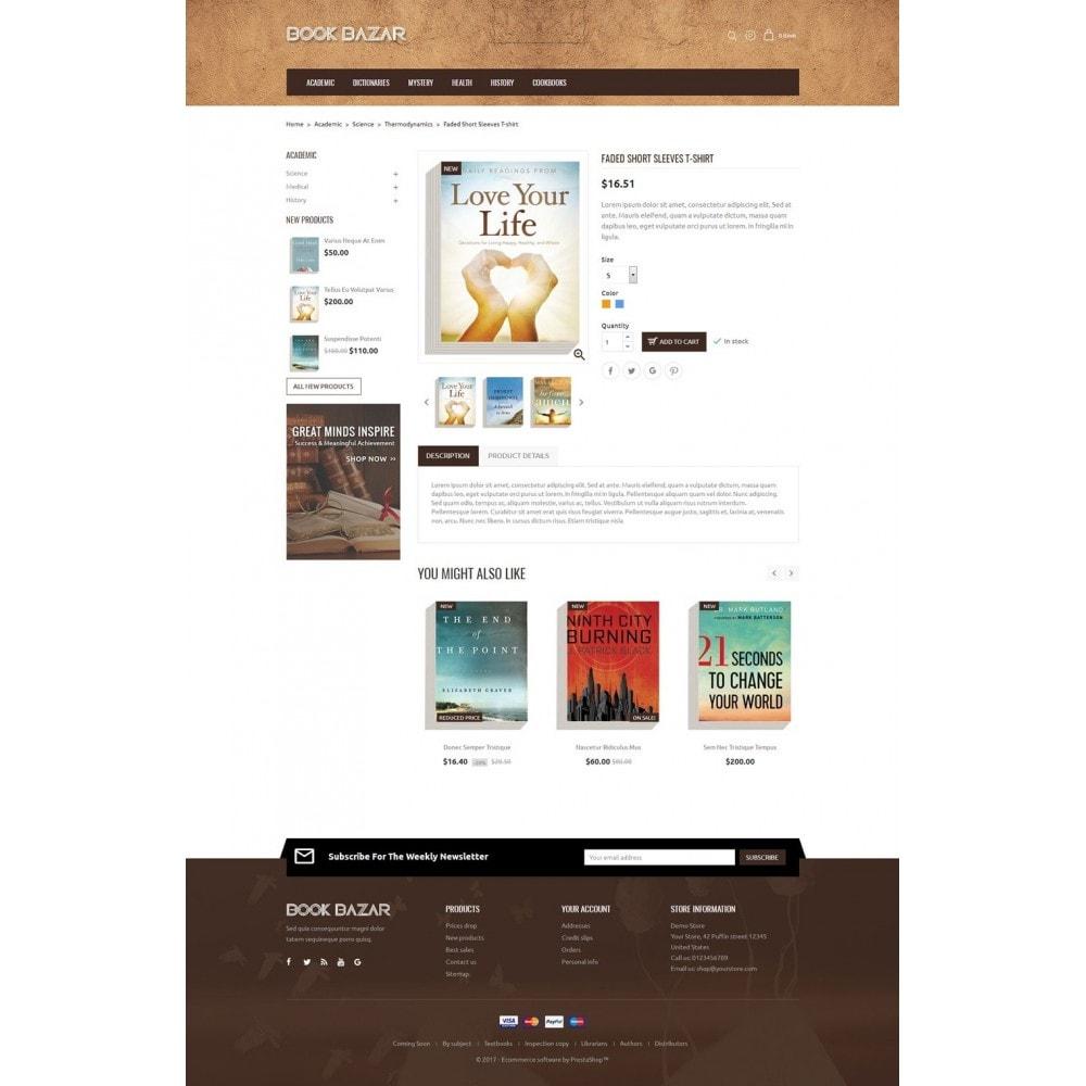 theme - Presentes, Flores & Comemorações - Book Bazar - 5