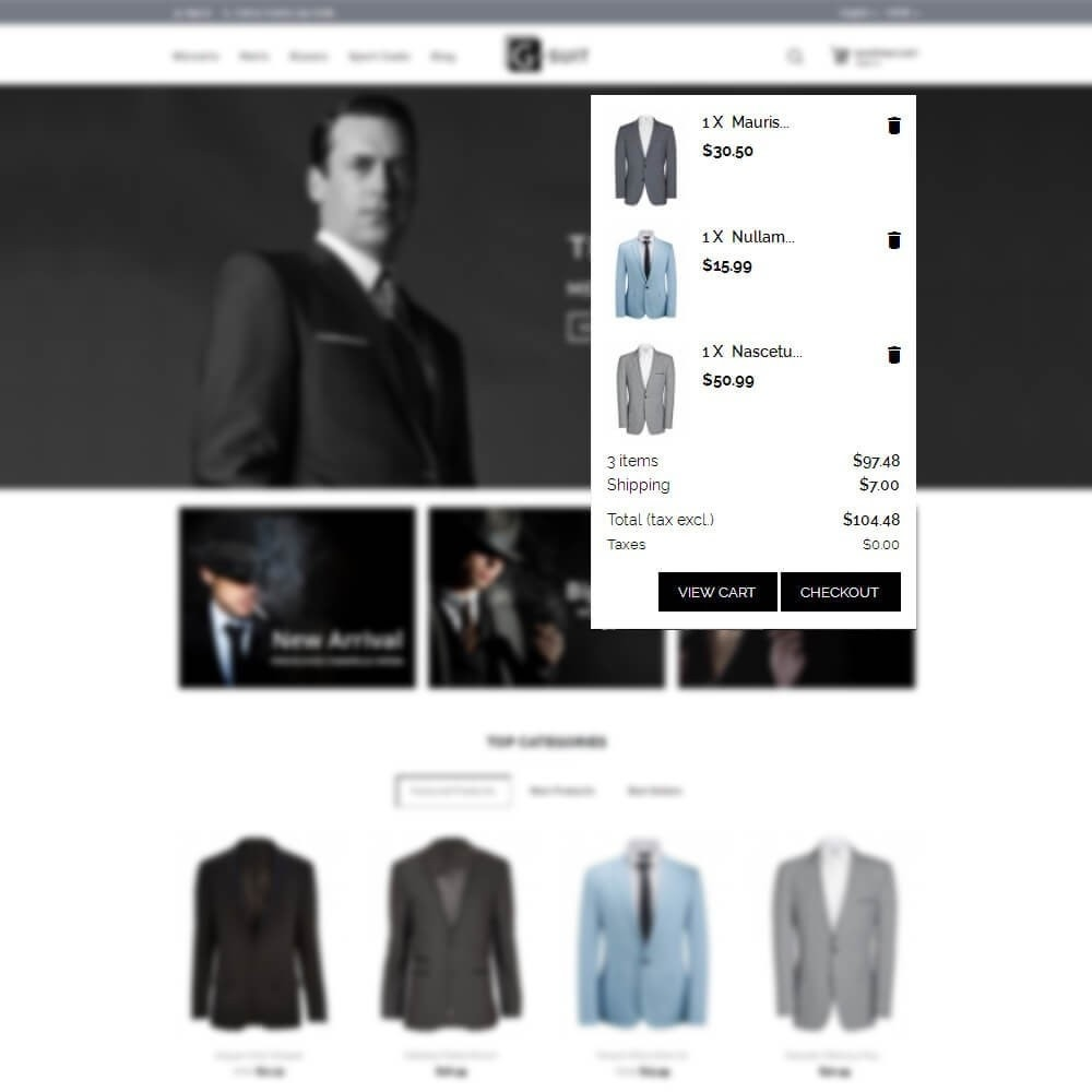 theme - Moda & Calzature - Gsuit Fashion Store - 8