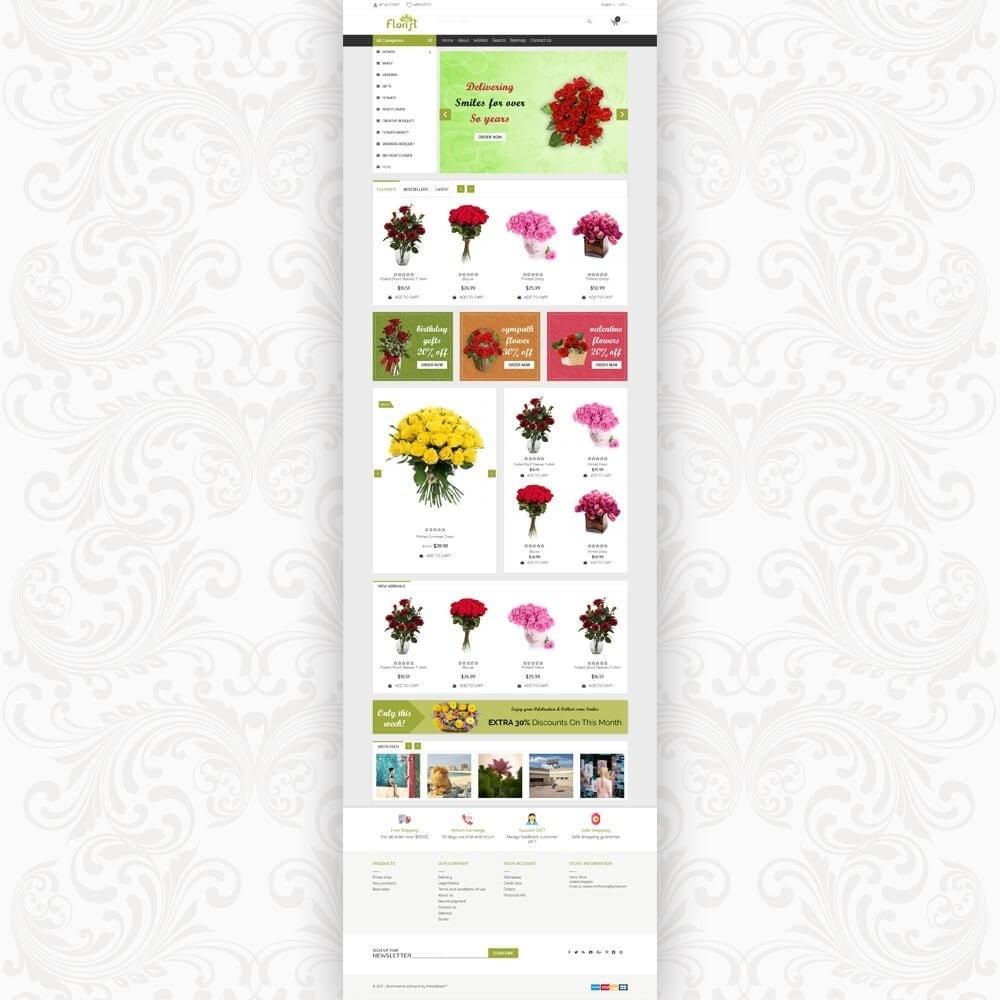 Florist Flower Store