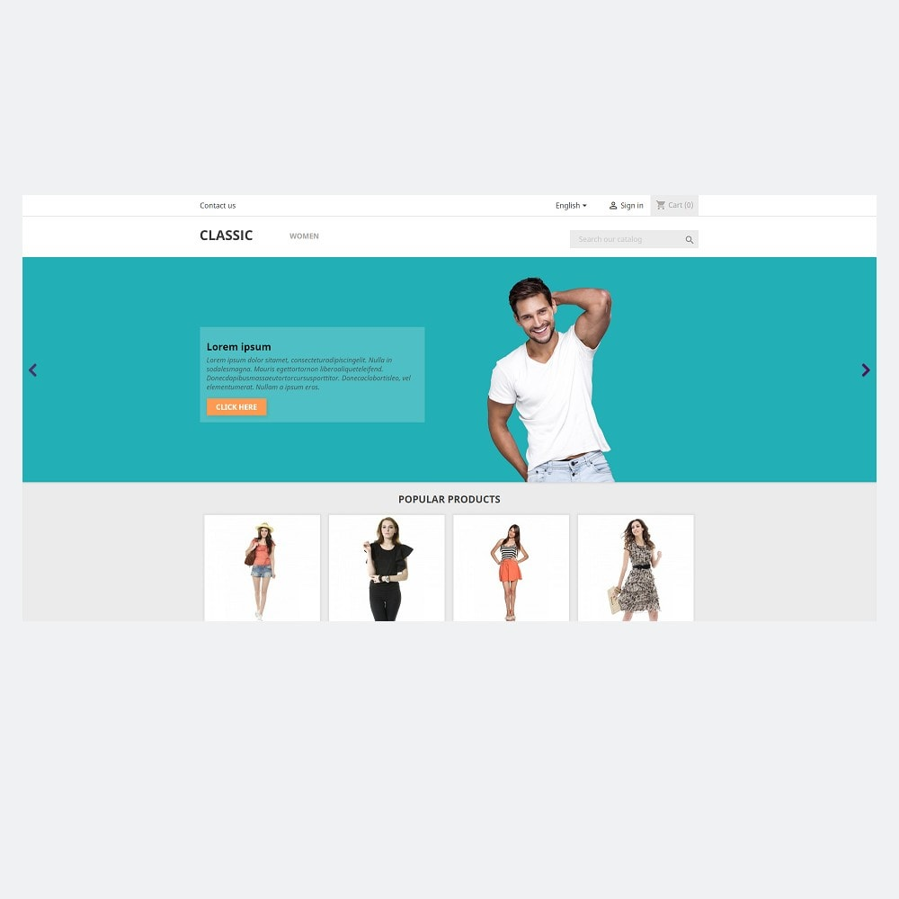module - Sliders & Galleries - Responsive & Full-screen Homepage Slider - 4
