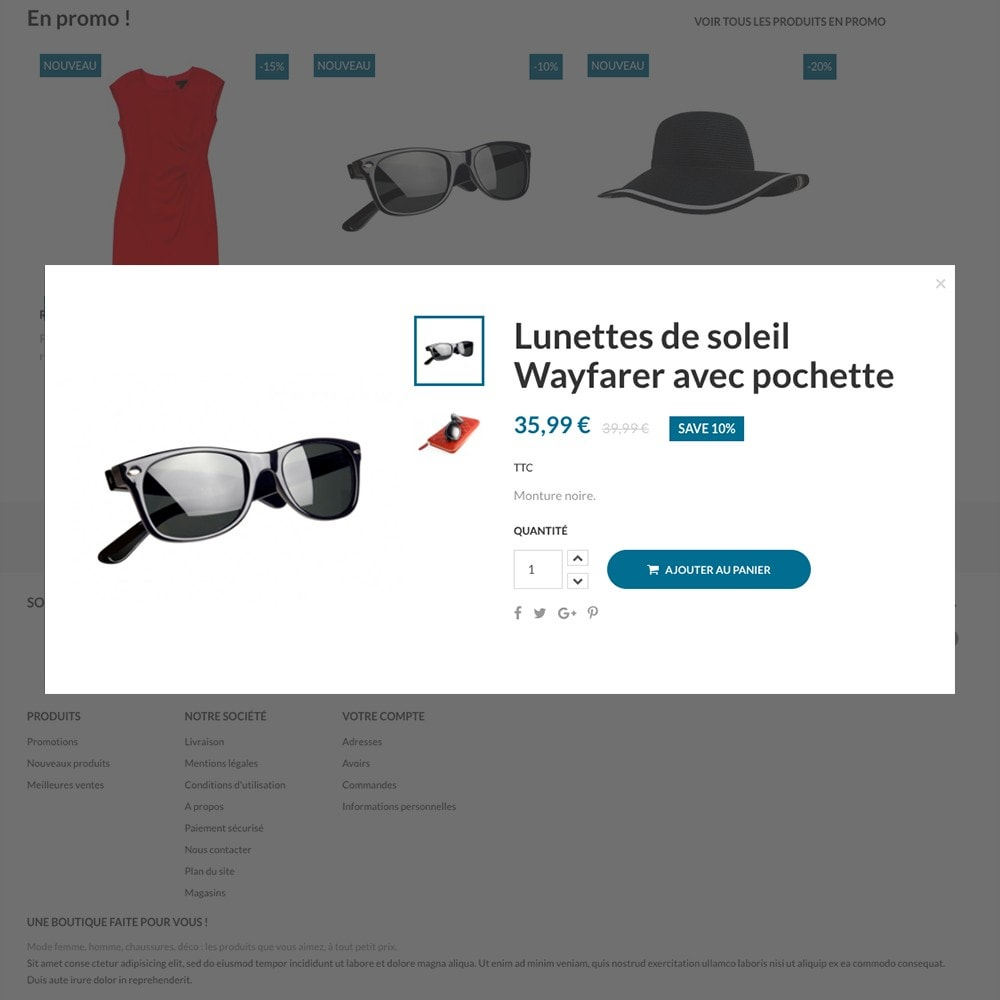 theme - Moda y Calzado - LifeStyle by PrestaShop - Fashion & Design - 4