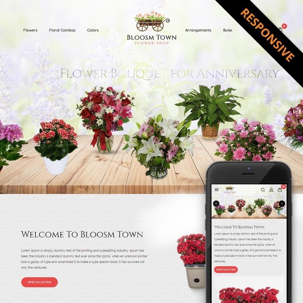 Flowershop Store