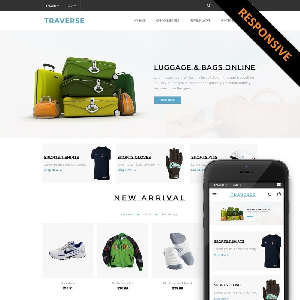 Traverse Store