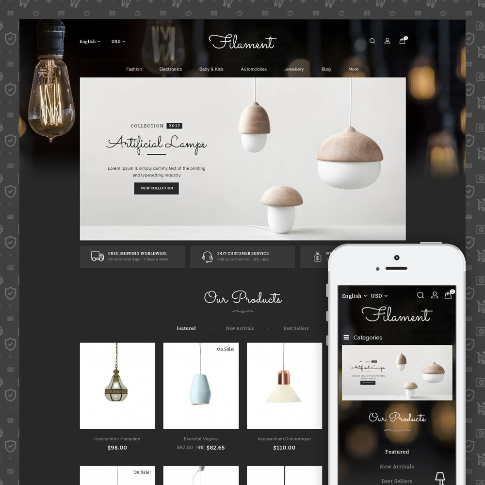 Filament - Lighting Store