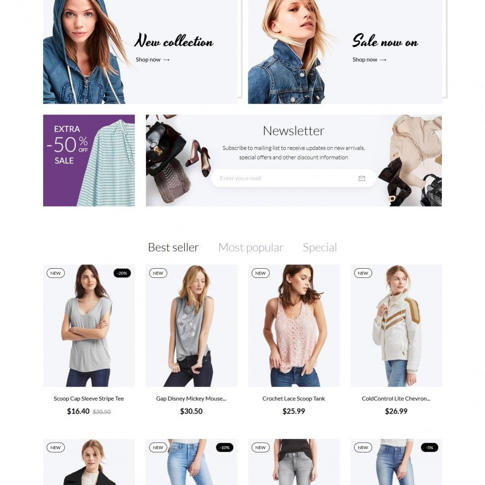 Charme Fashion Store