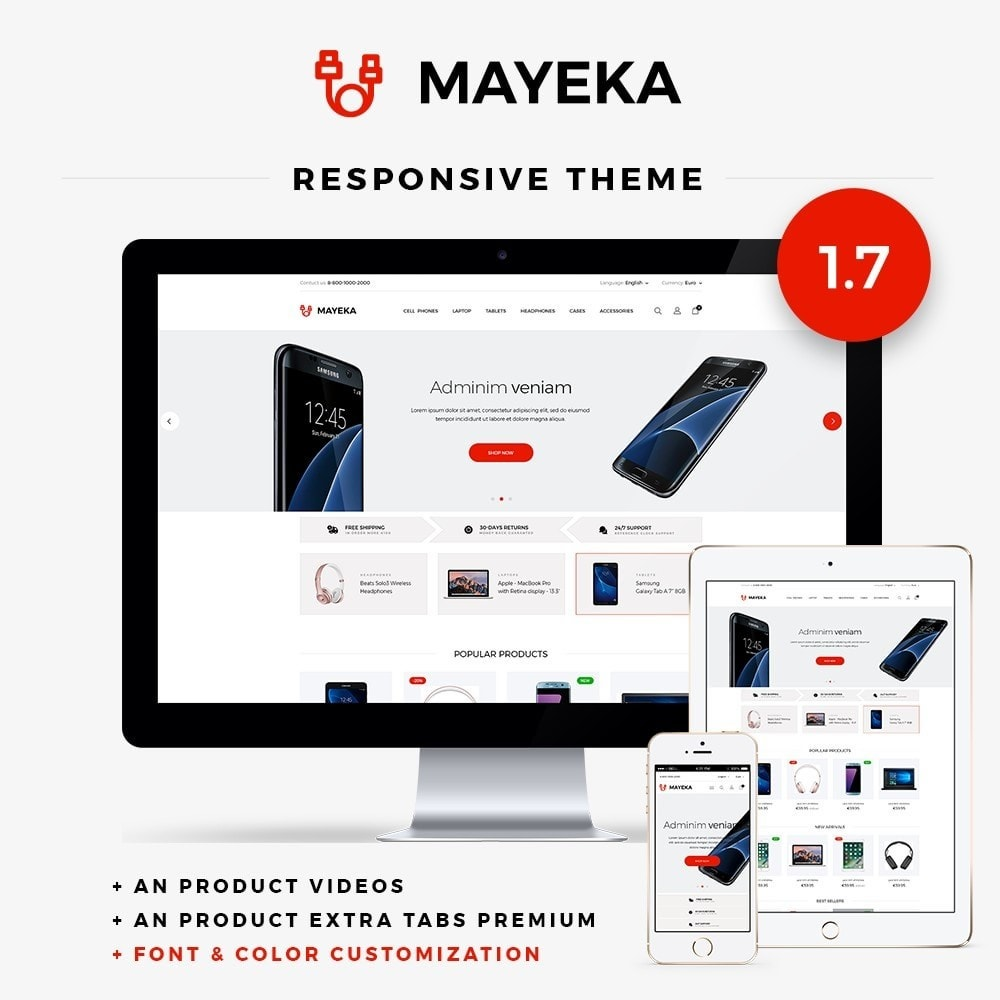 Mayeka - High-tech Shop