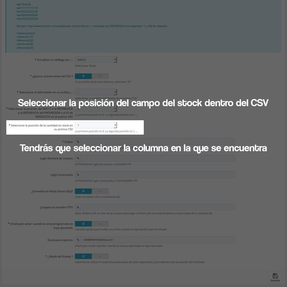 module - Edición Rápida y Masiva - Actualizador masivo de stock (producto y combinaciones) - 18
