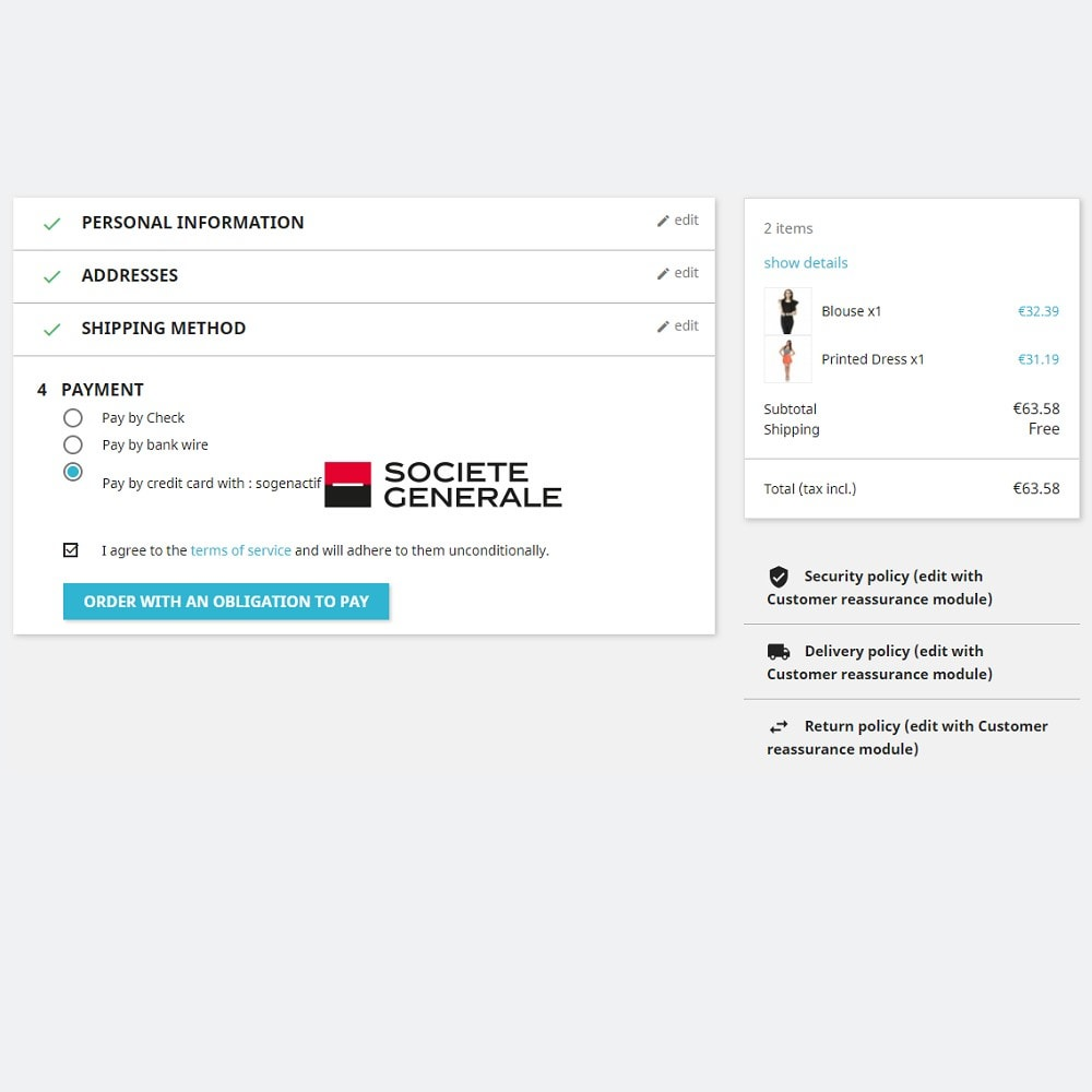 module - Pagamento por cartão ou por carteira - Sips 2.0 - Atos Worldline (1.5, 1.6 & 1.7) - 5