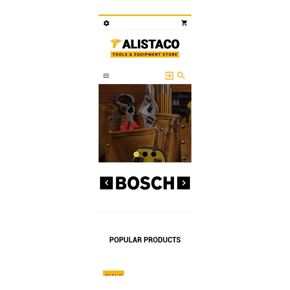 theme - Casa & Giardino - Alistaco - Tools & Equipment Store - 6