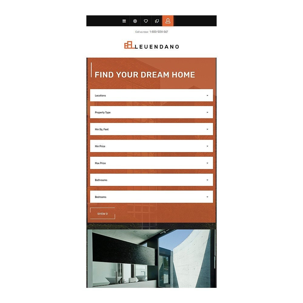 theme - Дом и сад - Leuendano - Real Estate Agency Responsive - 6