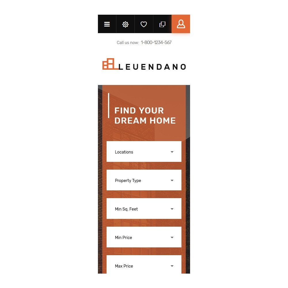 theme - Дом и сад - Leuendano - Real Estate Agency Responsive - 8
