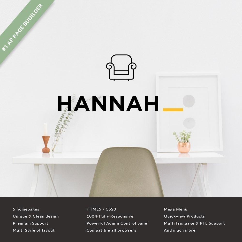 theme - Home & Garden - Leo Hannah - 1