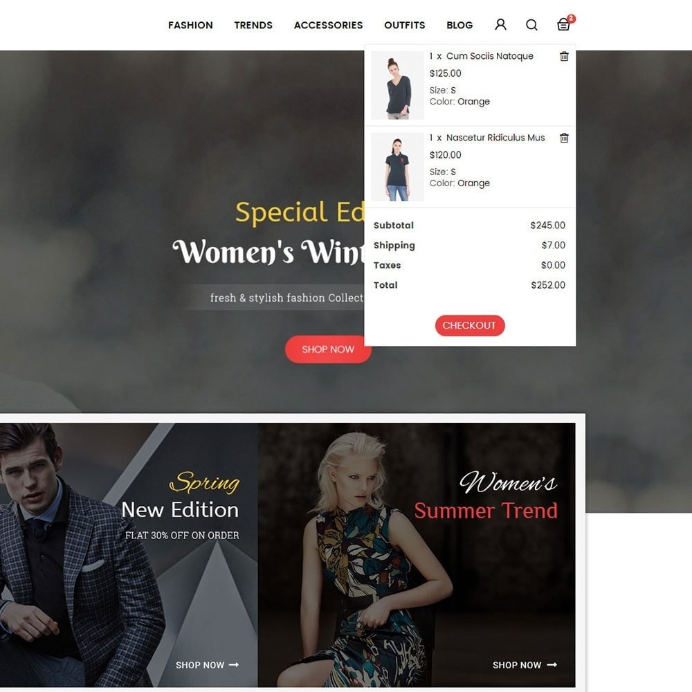 theme - Moda y Calzado - Royal Fashion Store - 7