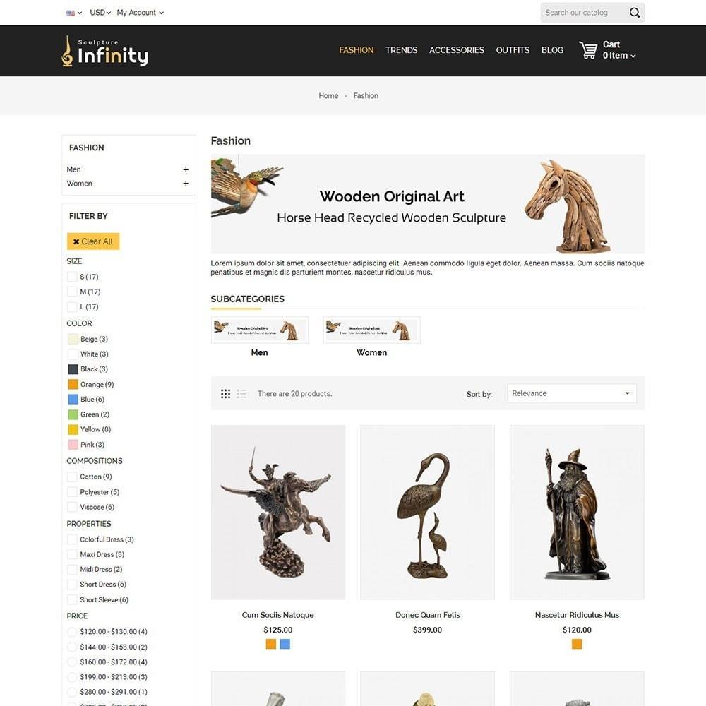Infinity Sculpture Store