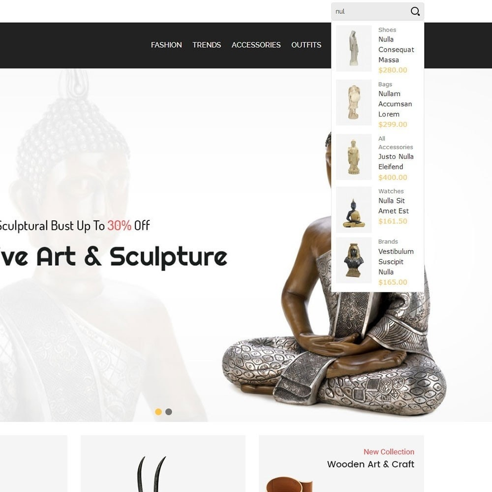 theme - Art & Culture - Infinity Sculpture Store - 6