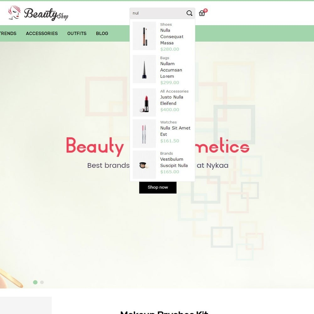 theme - Health & Beauty - Beauty Shop - 6