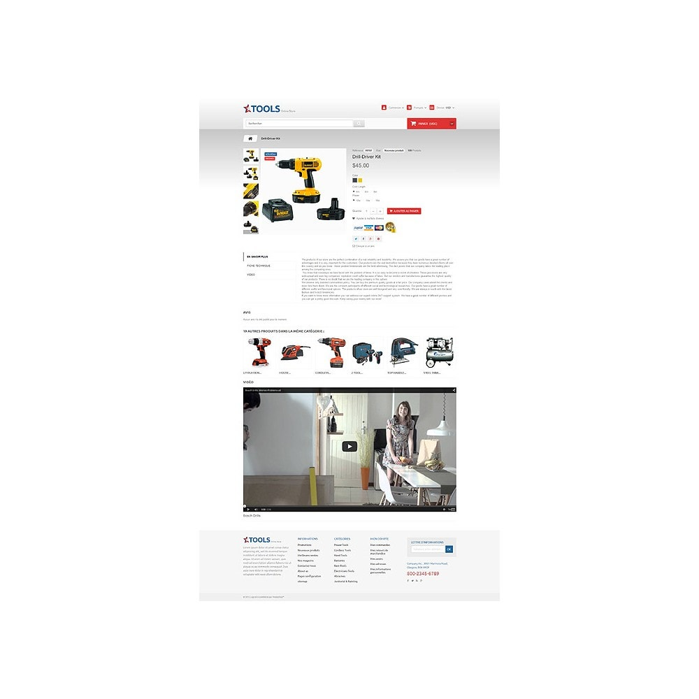 theme - Casa & Giardino - Tools and Equipment - 6