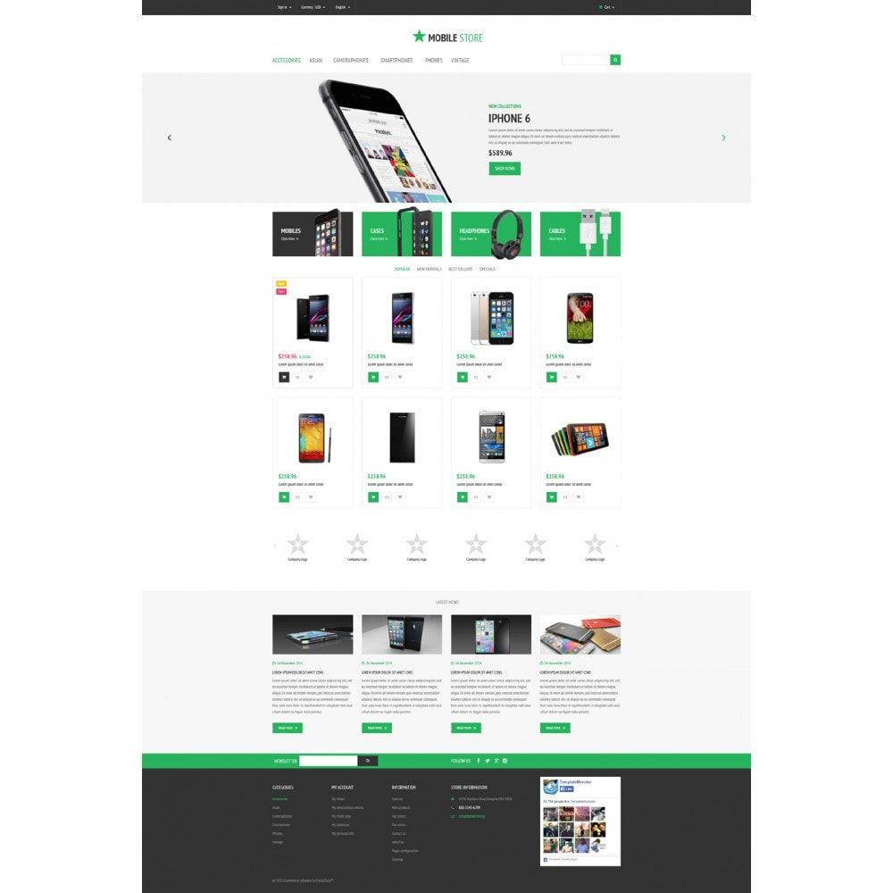 Mobile Store