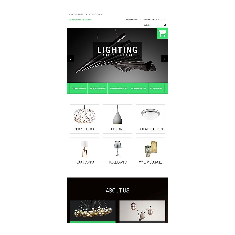 theme - Casa & Jardins - Lighting Online Store - 7
