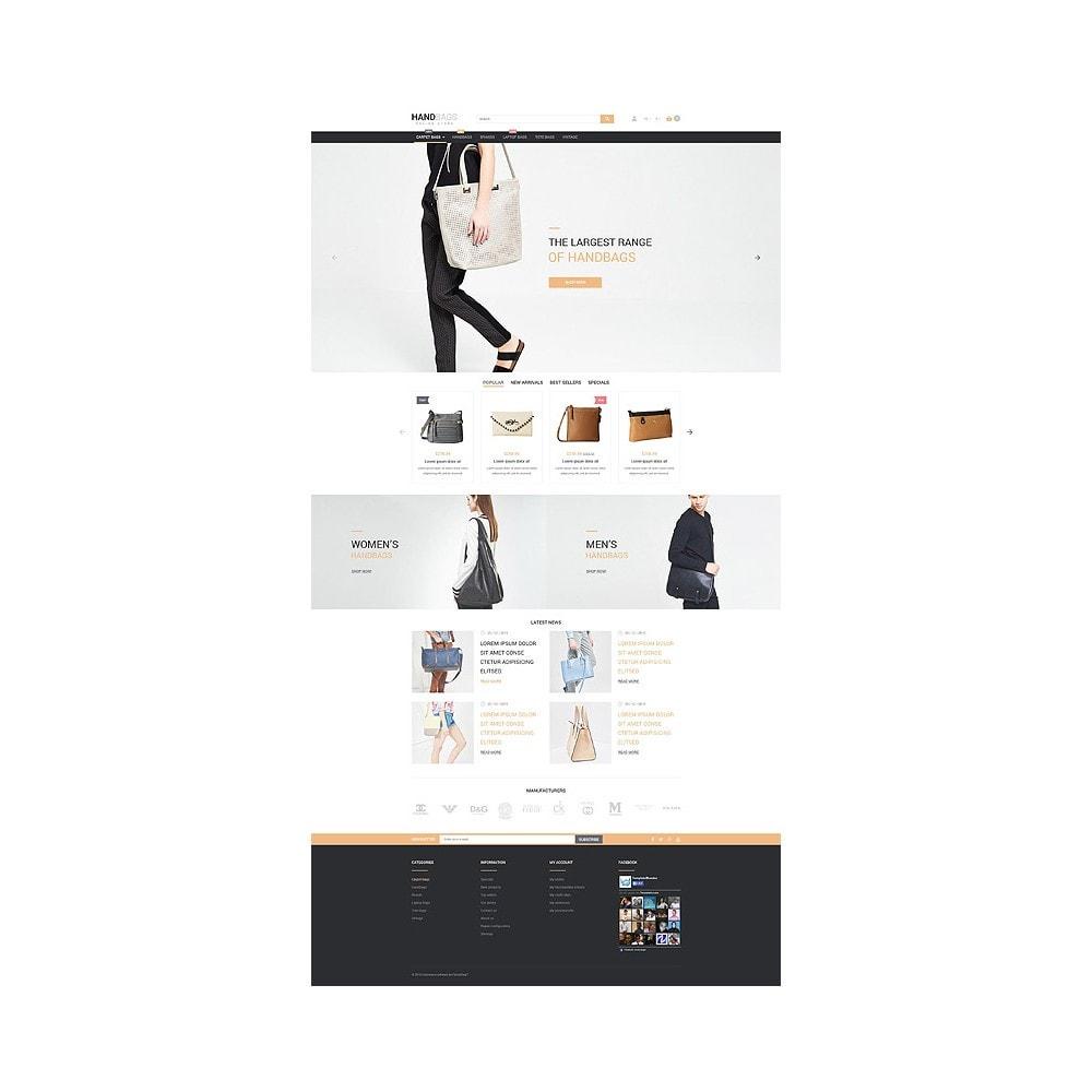 theme - Moda & Calçados - Handbag - 10