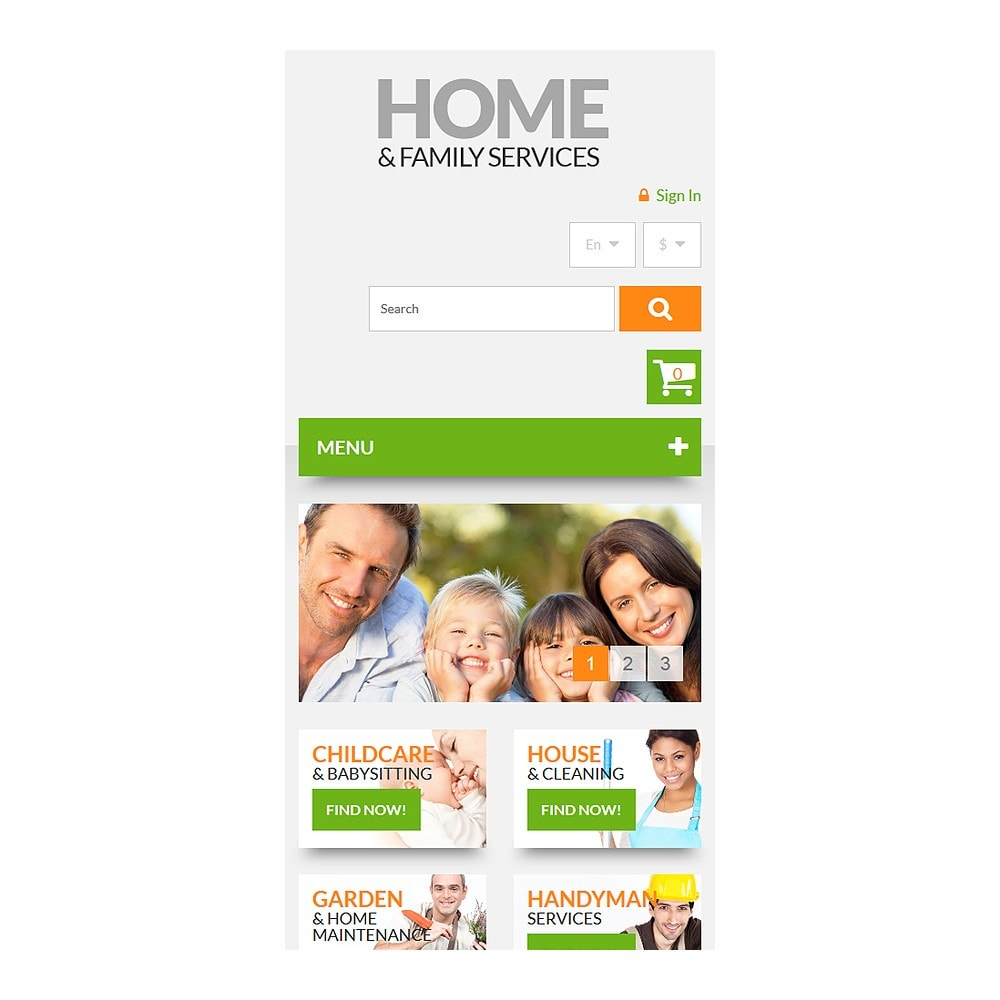 theme - Maison & Jardin - Home & Family Services - 8