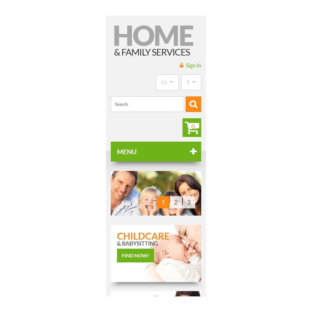 theme - Casa & Giardino - Home & Family Services - 9