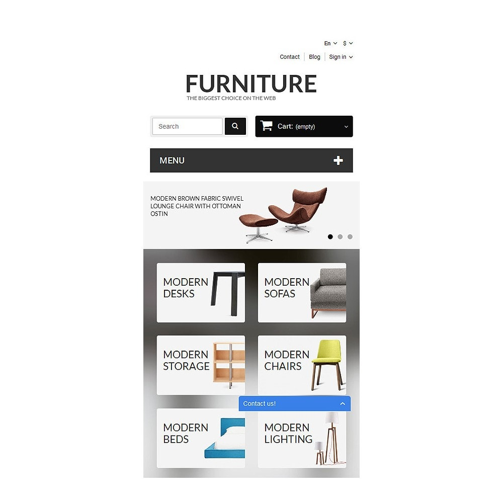 theme - Arte e Cultura - Furniture - 8