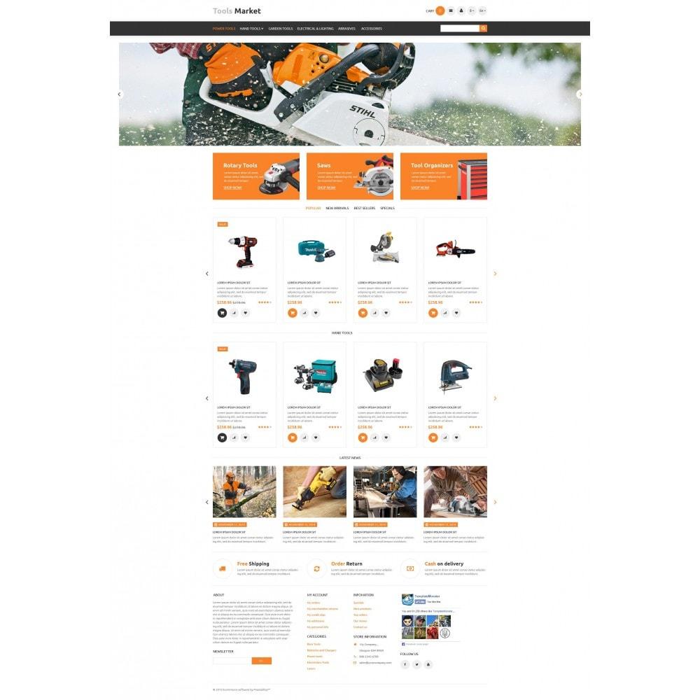 theme - Dom & Ogród - Tools Market - 4