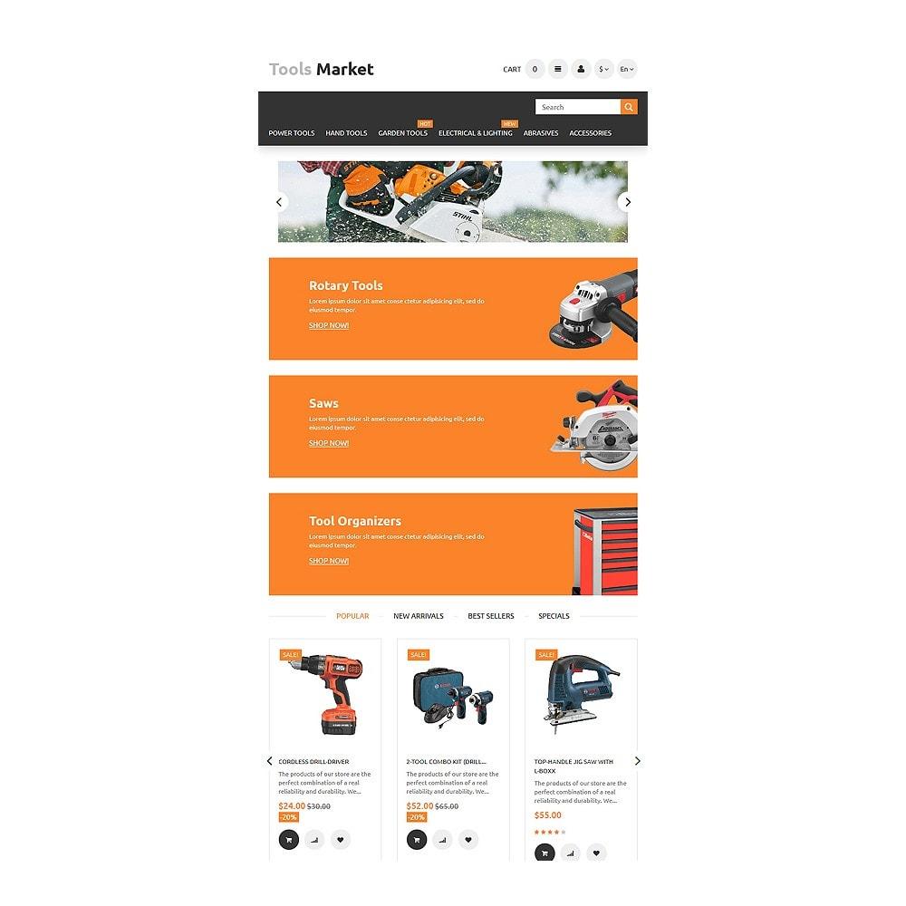 theme - Dom & Ogród - Tools Market - 7