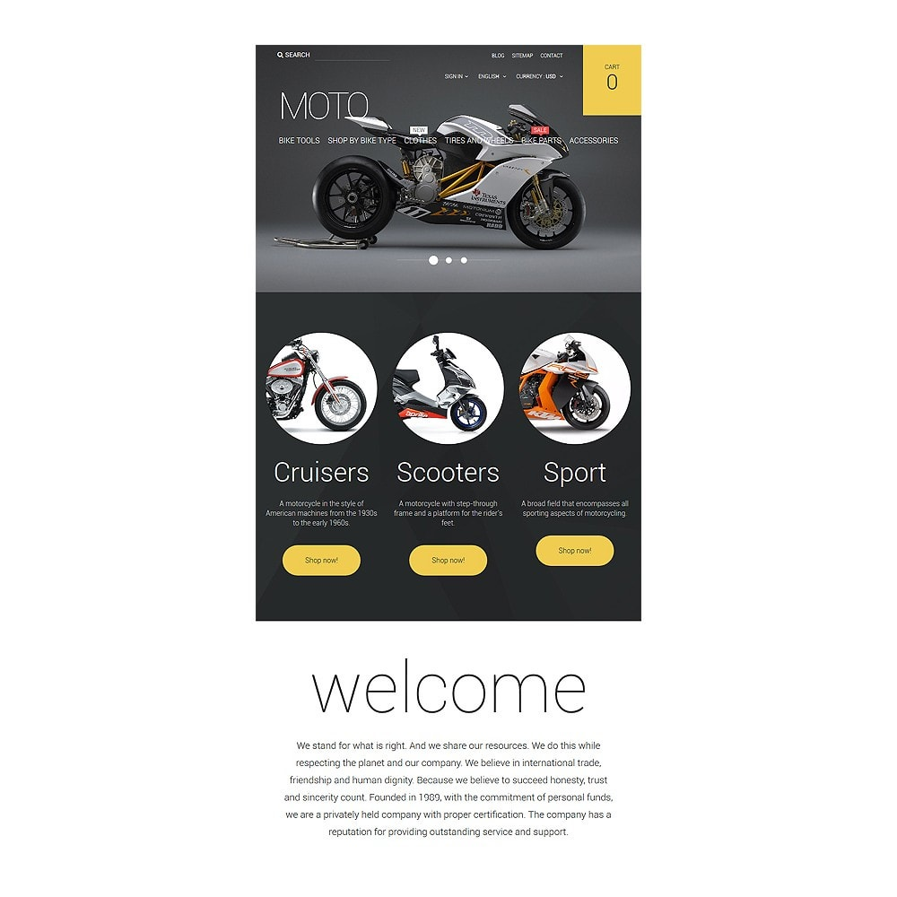 theme - Automotive & Cars - Moto - 7