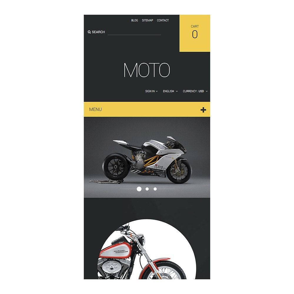 theme - Automotive & Cars - Moto - 8