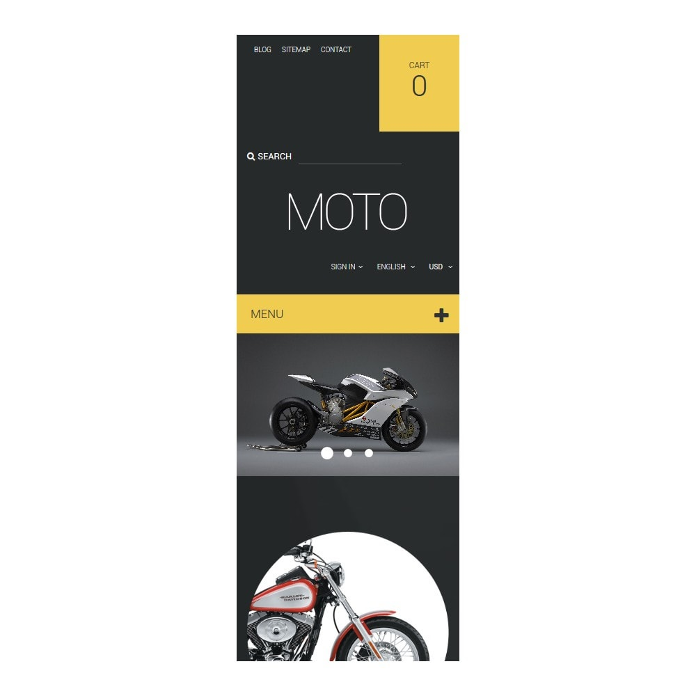 theme - Automotive & Cars - Moto - 9