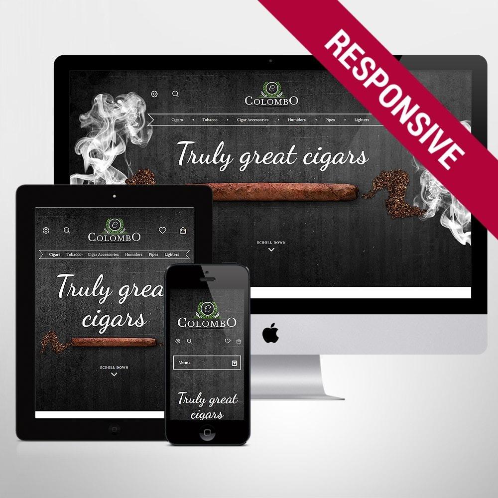 theme - Дом и сад - Colombo - Tobacco Responsive - 1