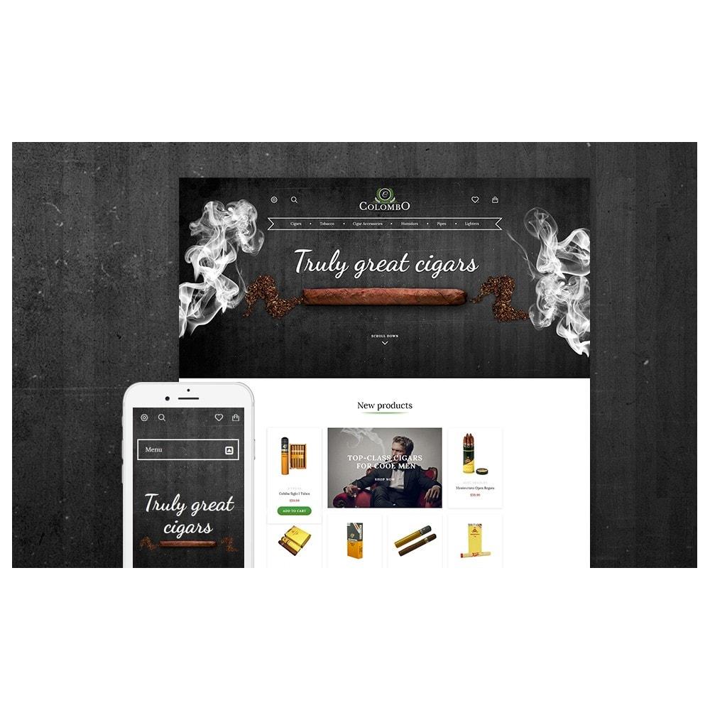 theme - Huis & Buitenleven - Colombo - Tobacco Responsive - 2