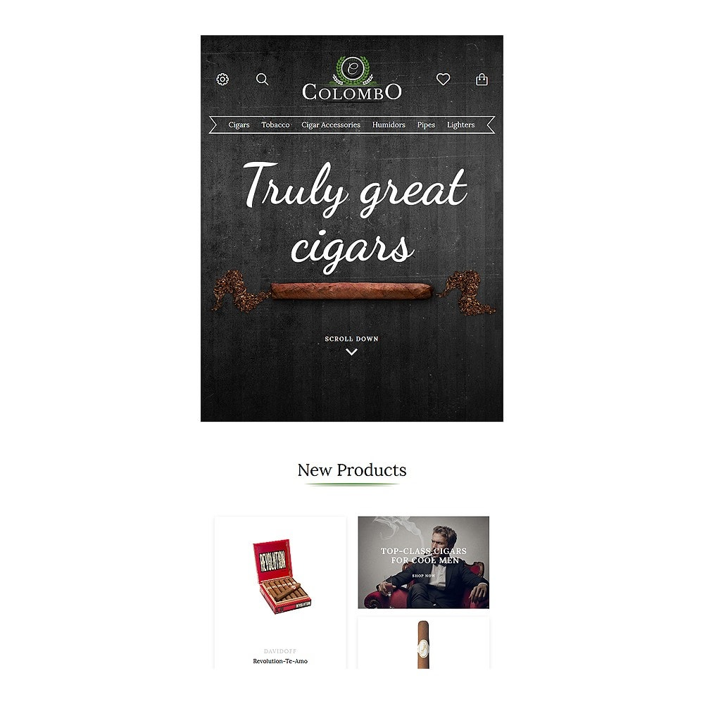 theme - Дом и сад - Colombo - Tobacco Responsive - 8