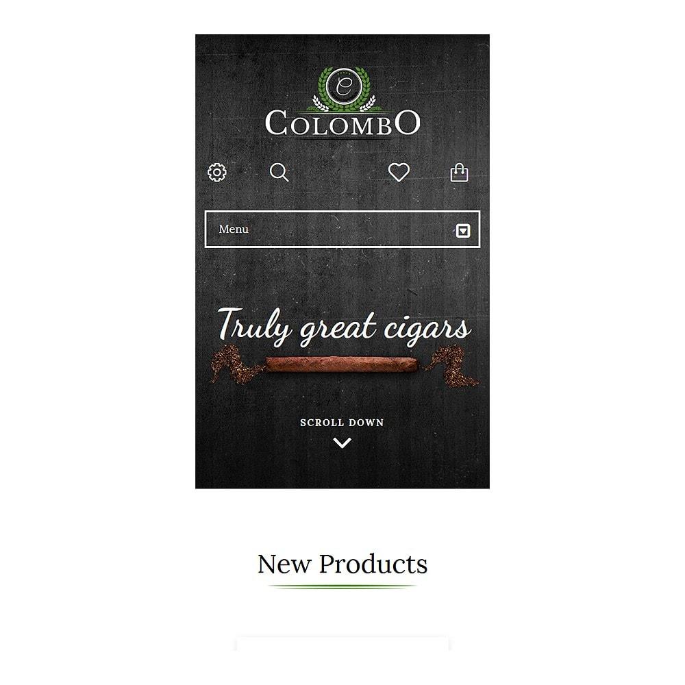 theme - Huis & Buitenleven - Colombo - Tobacco Responsive - 9