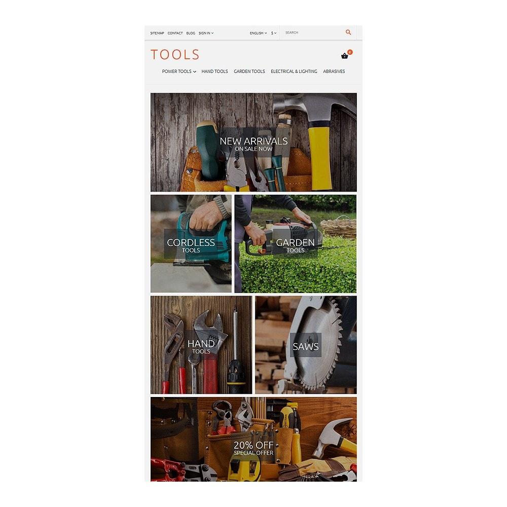 theme - Home & Garden - Tools - 7