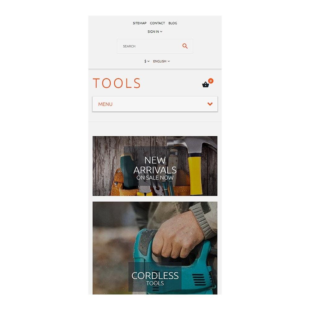 theme - Heim & Garten - Tools - 8
