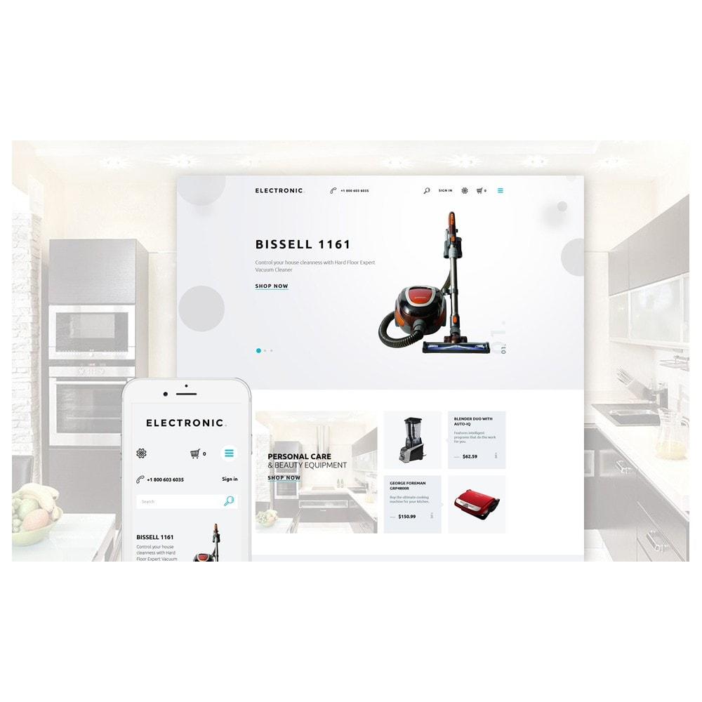Electronic - White Electronics Store