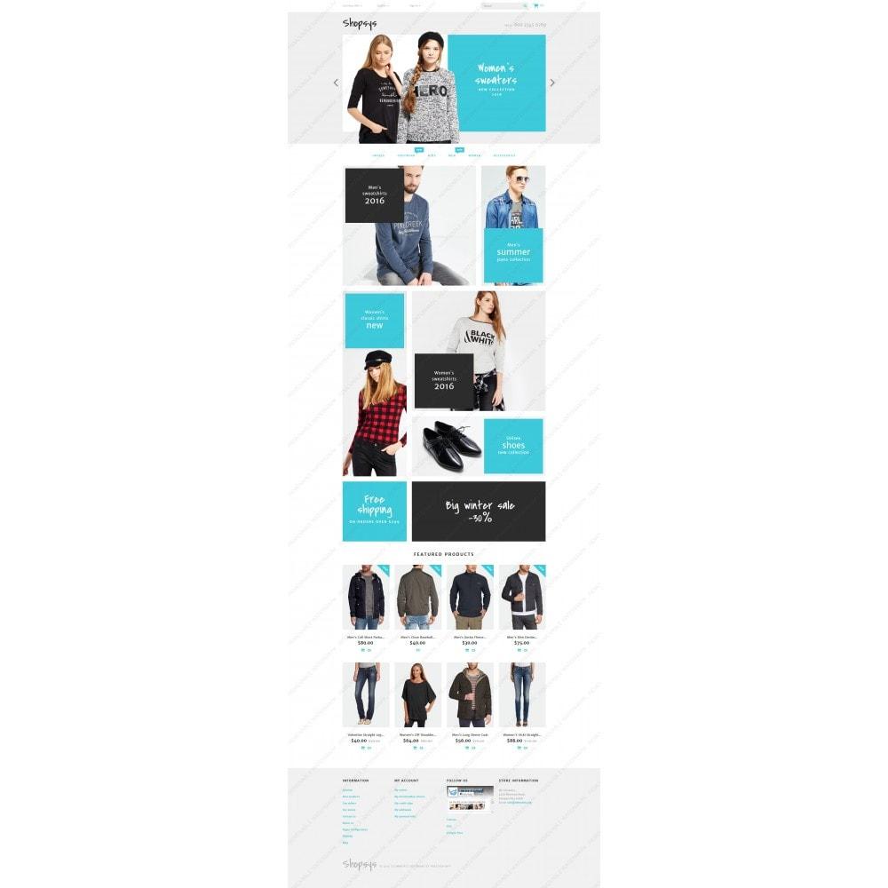 Shopsys - Trendy Clothes